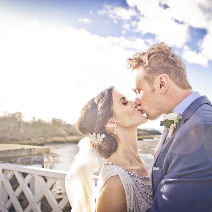 Jo & Dale {married} Llys Meddyg