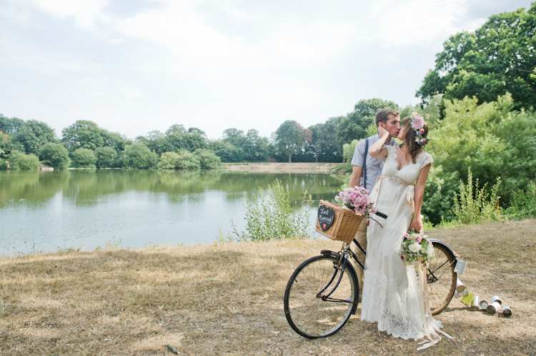 {Laura & James}  Sopley Lake wedding