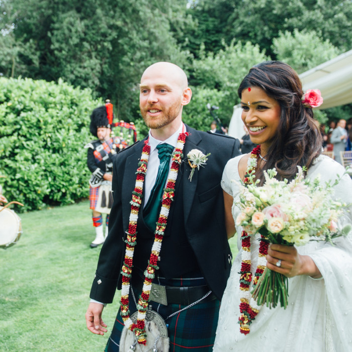 Shruti and Andrew-