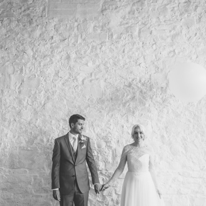 Lara & Chris {married} Rosedew Farm