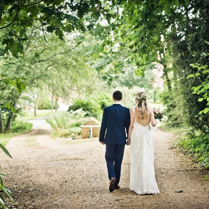 Laura & Ben married {Romsey Abbey}