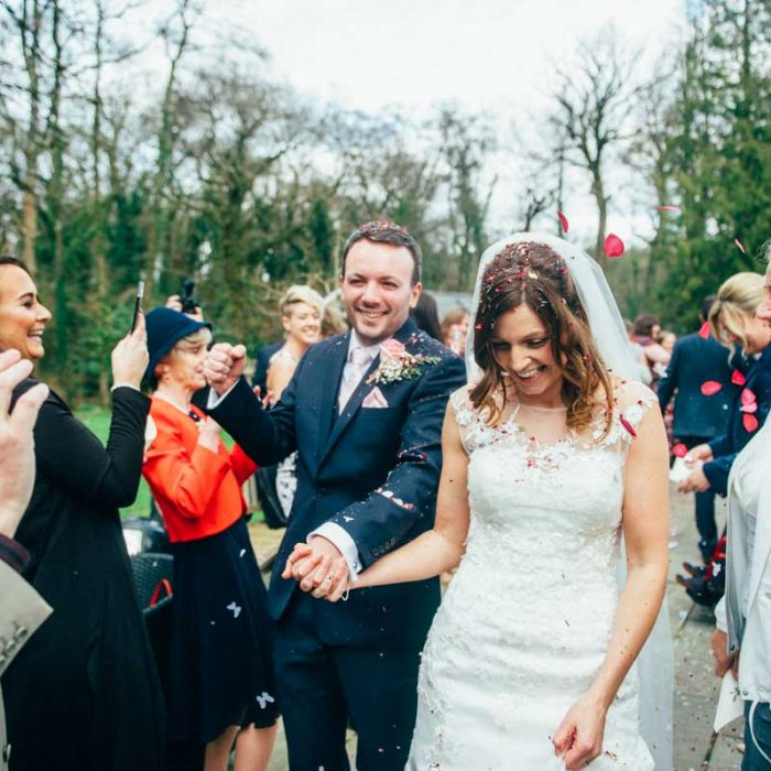Pencoed House Estate wedding {Katie & Matt}