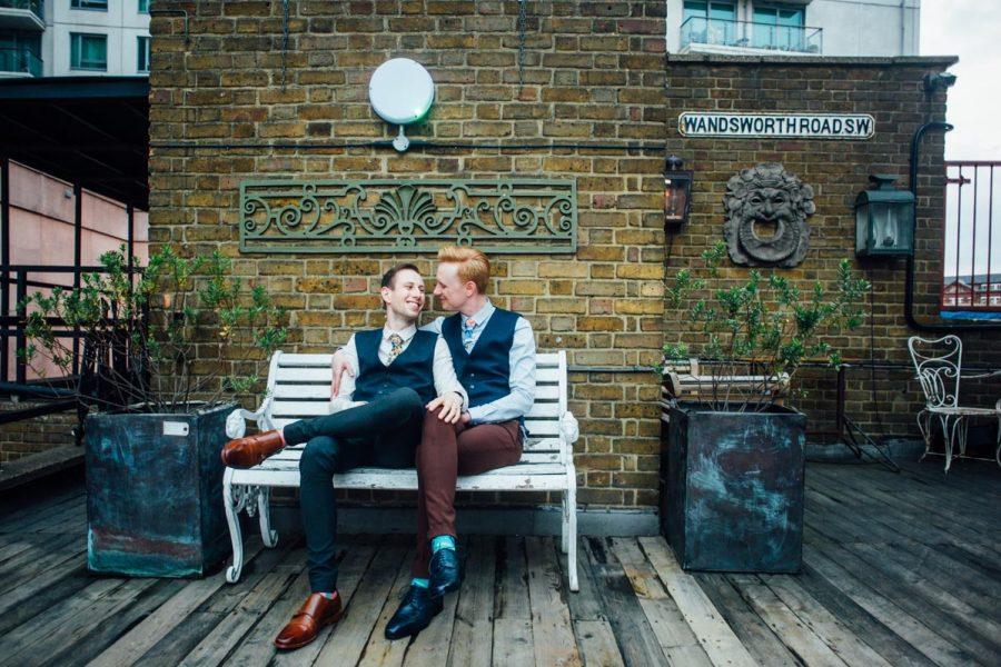 Wandsworth Town Hall, Wedding Photography