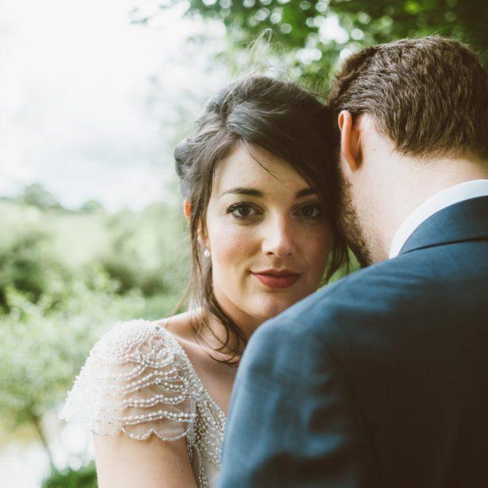 Becky & Joe Priston Water Mill Wedding