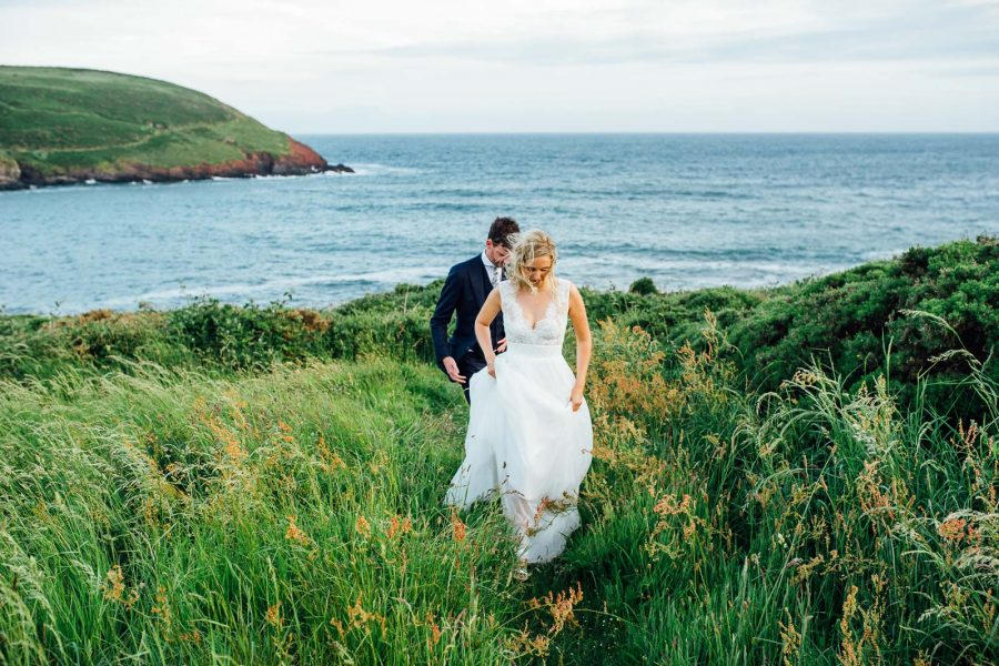 Manorbier Castle Wedding Photography- Jess & Charlie
