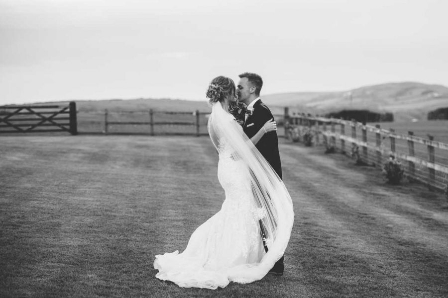 Ocean View Gower wedding Photography